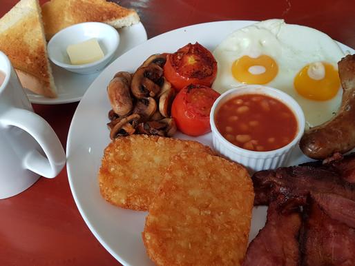 Con Bo Map. Our Favorite British Breakfast In HCMC