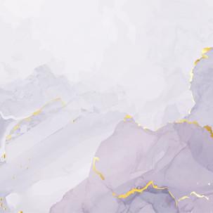 Purple Elegant Marble