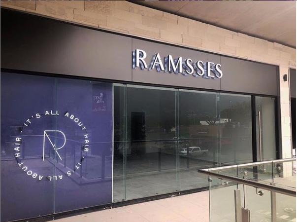 Letrero Exterior para RAMSSES