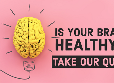 Is Your Brain Healthy? Take Our Quiz!