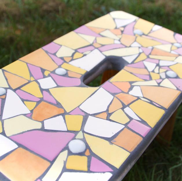 mozaikové štokrlátko