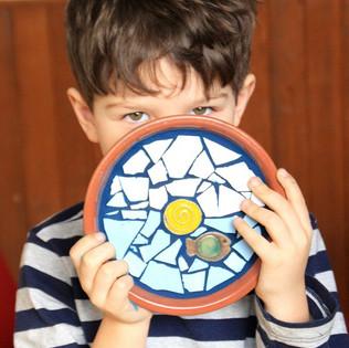 mozaika pro prťata
