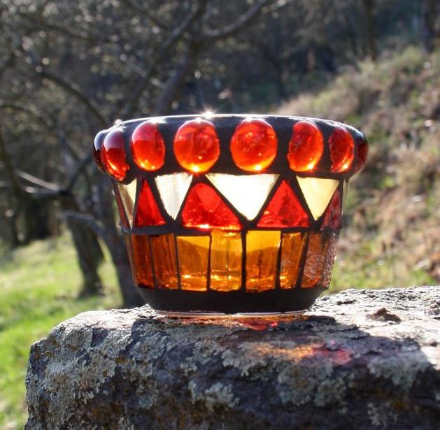lampička na svíčku