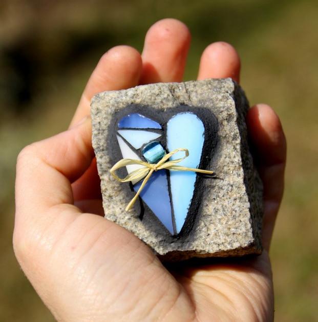 dlažka s mozaikou