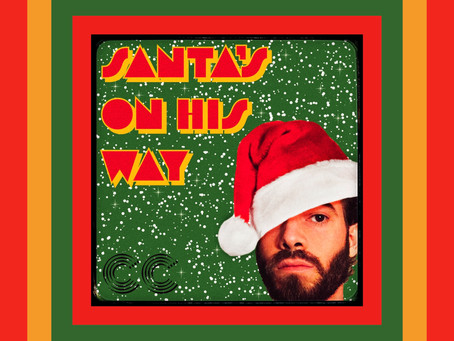 Santa's On His Way - Christmas single - OUT NOW ON ALL PLATFORMS!!
