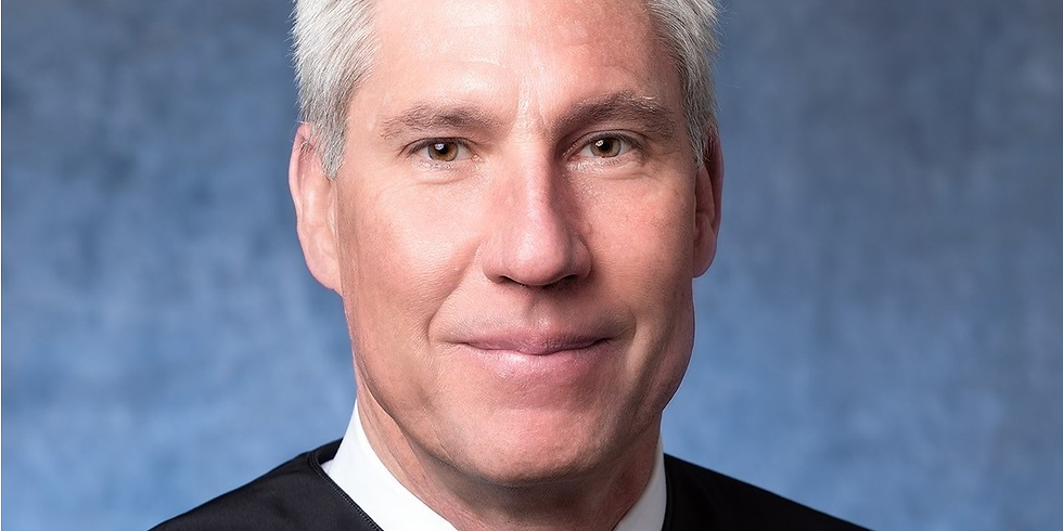Virtual Brown Bag with U.S. District Judge Todd Robinson