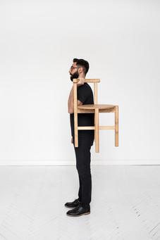 PIANO Chair Domenico