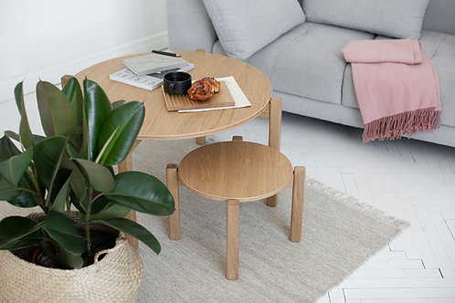 PIANO Coffee Table Round