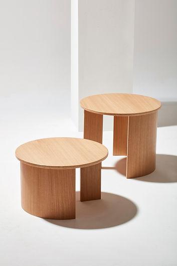 Seria stolików kawowych GIRO