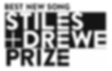 Stiles and Drewe Best New Song Prize