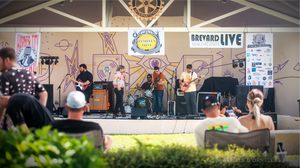 Men Against Fire at the 2019 Space Coast Music Festival