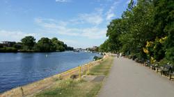 Gåtur langs Themsen