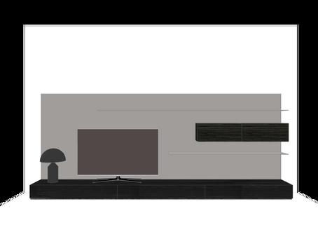 TV-meubel ontwerp