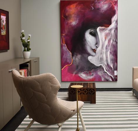 Monique Wolbert Voorhuis Design showroom