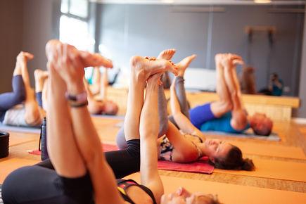 HOT Yin Yoga