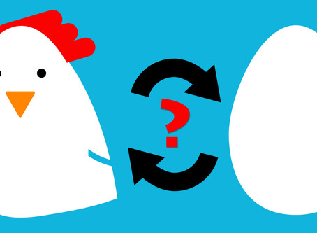 Which came first, the system or the business value?