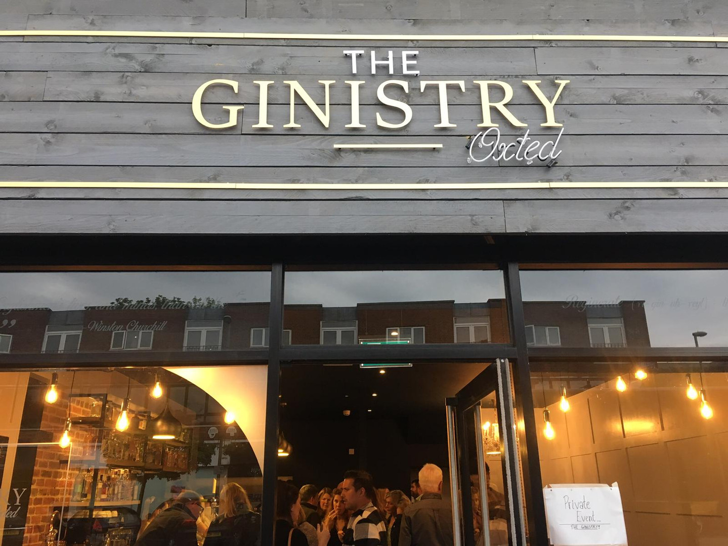 The Ginistry
