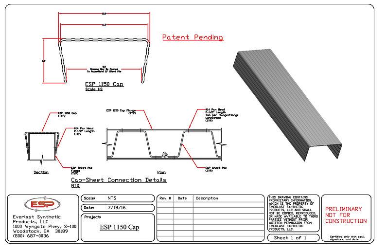Everlast Seawall Bulkhead Supply
