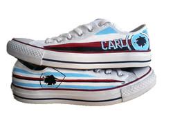 scarpe sapdoria personalizzate