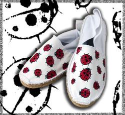 scarpe personalizzate espadrillas