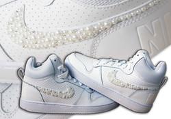 Nike con perle