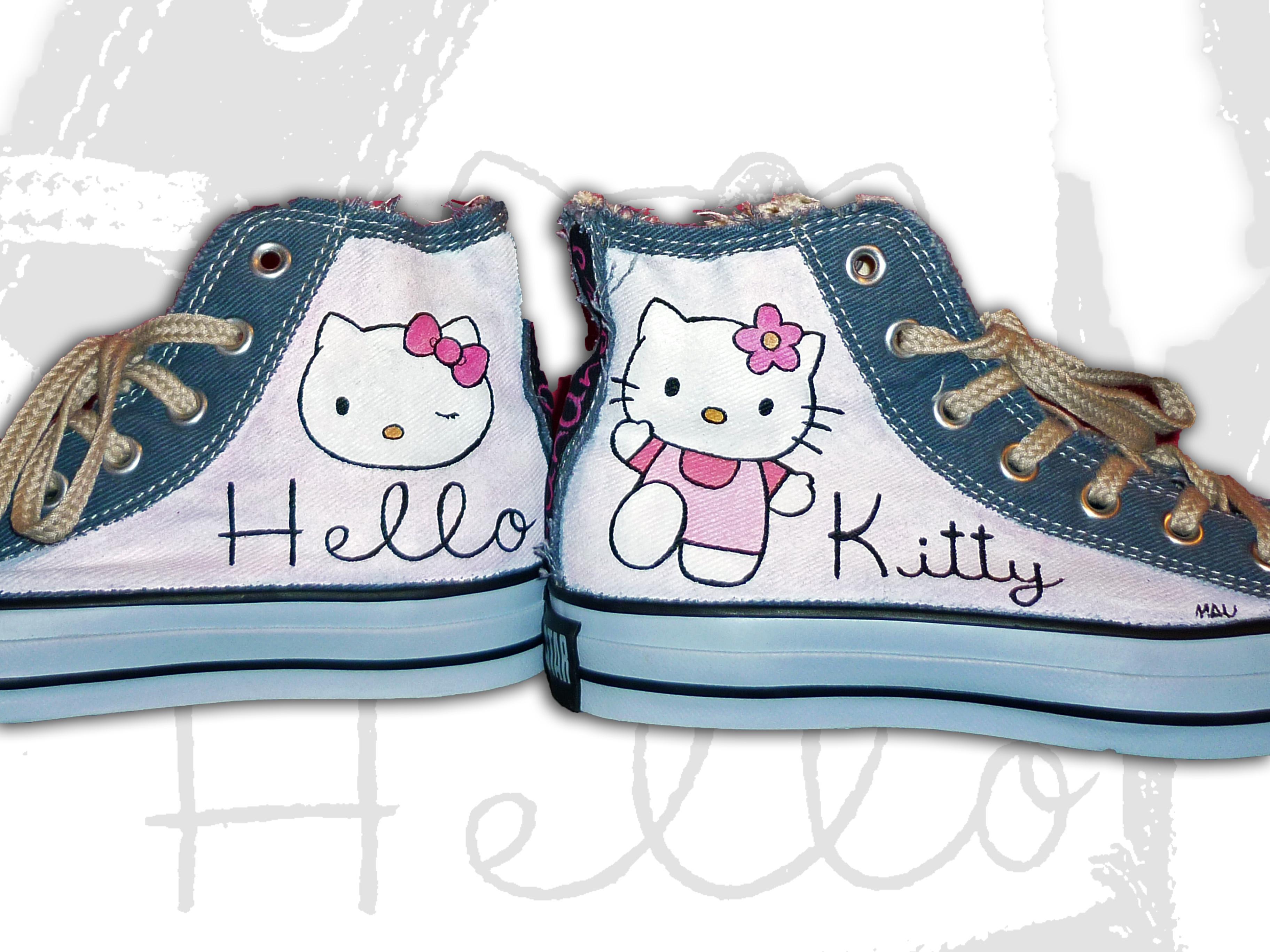 scarpe bambina personalizzate