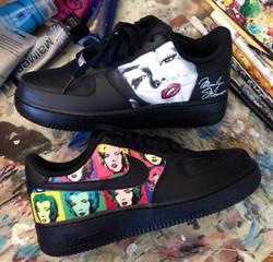 Personalizzazione su scarpe Nike