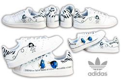 Adidas stan smith personalizzate