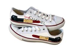 converse personalizzata Chanel