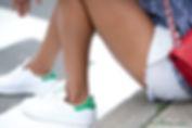 Se non sei sicuro del numero cerca in questa tabella la tua taglia di scarpe personalizzate modello Adidas Stn Smith