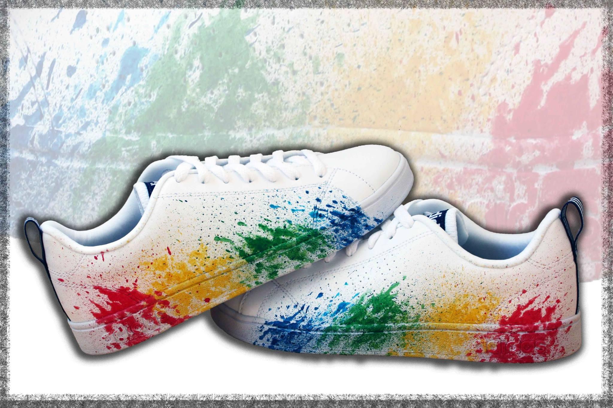 Personalizza le tue scarpe ADIDAS