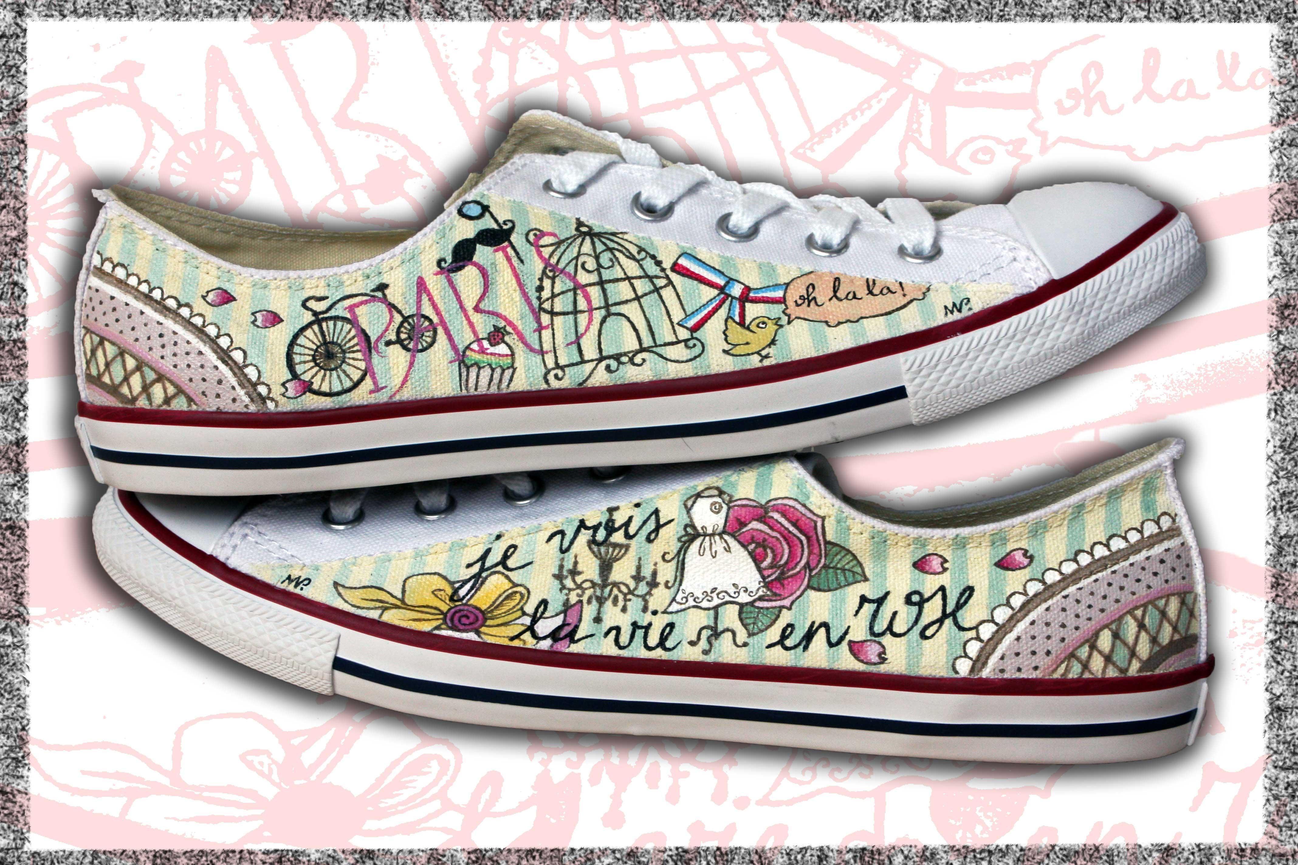 scarpe converse personalizzate