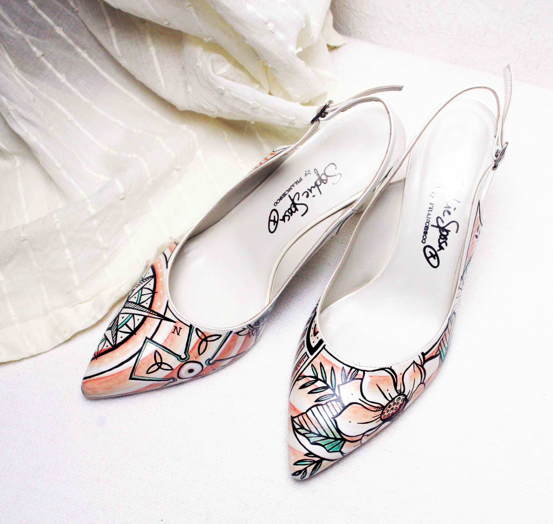 Scarpe cerimonia personalizzate