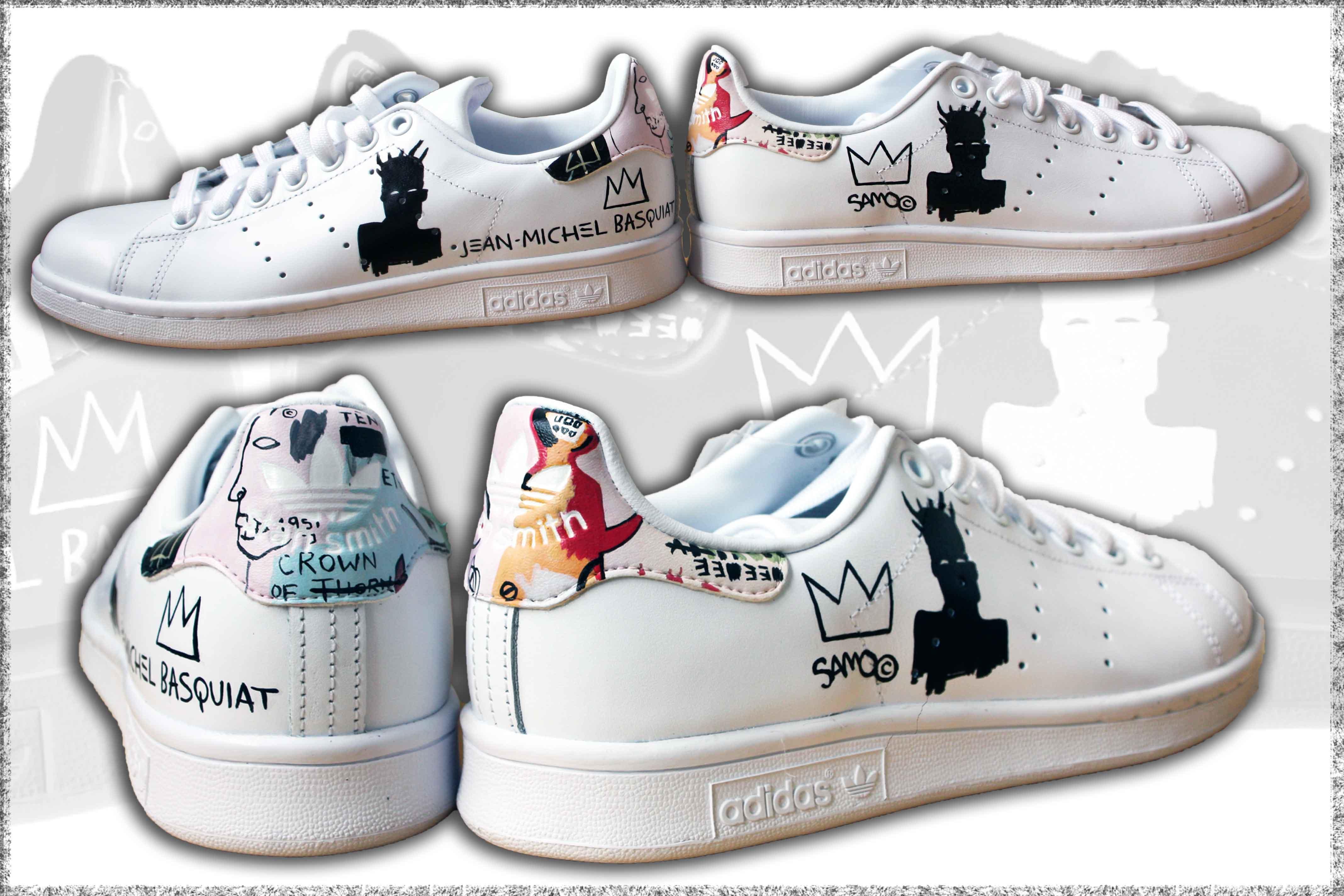 dipingi a mano le tue scarpe