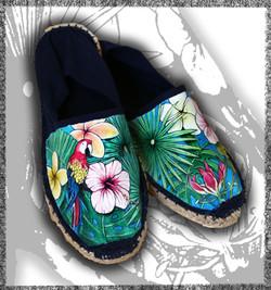 scarpe espadrillas personalizzate