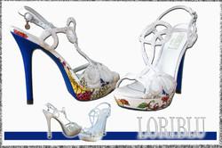 scarpe da sposa personalizzati