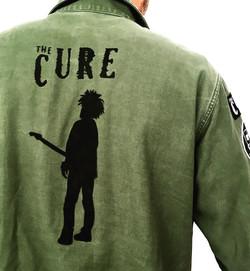 Giacca personalizzata Cure
