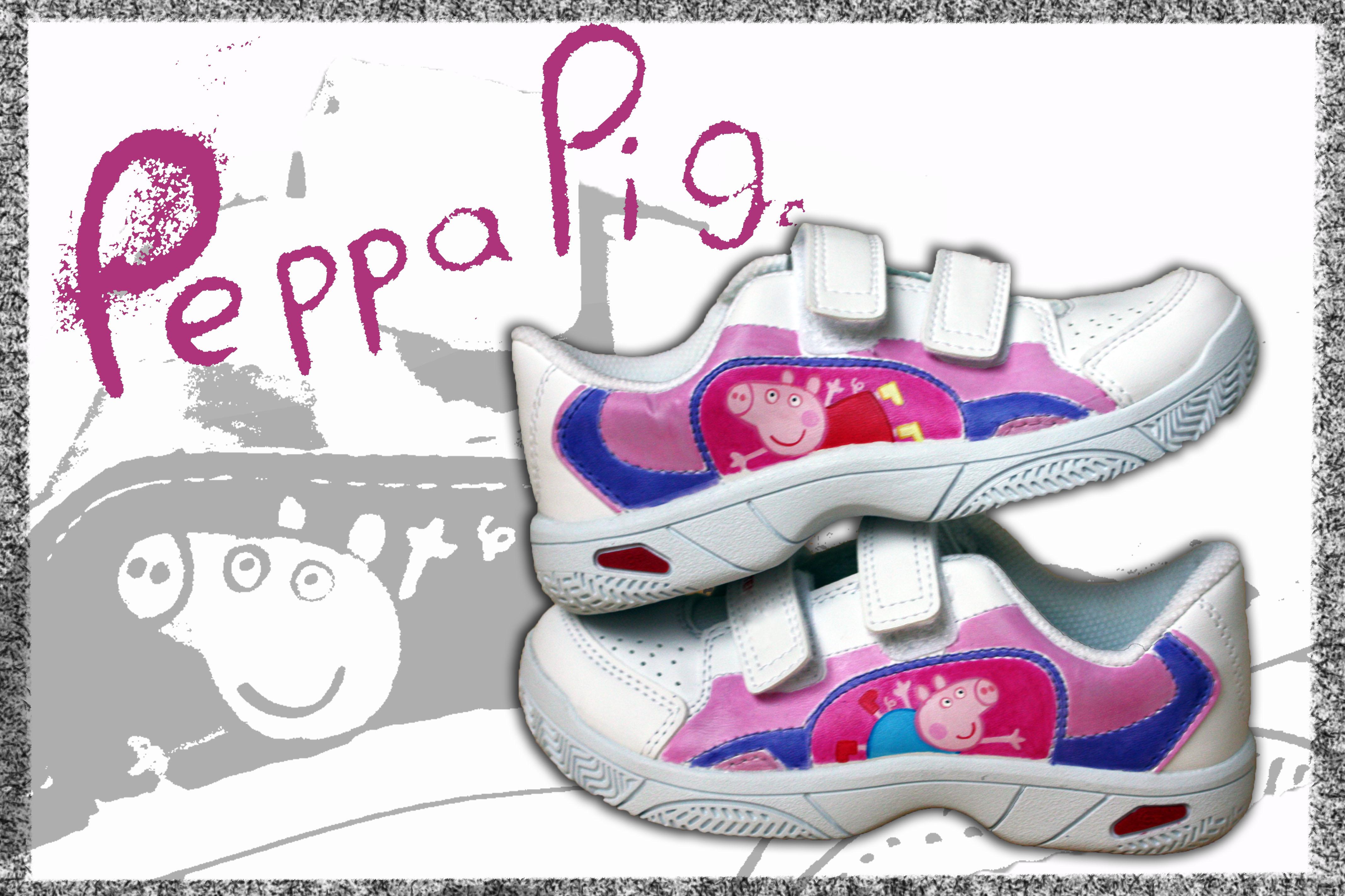 scarpe personalizzate da bimba