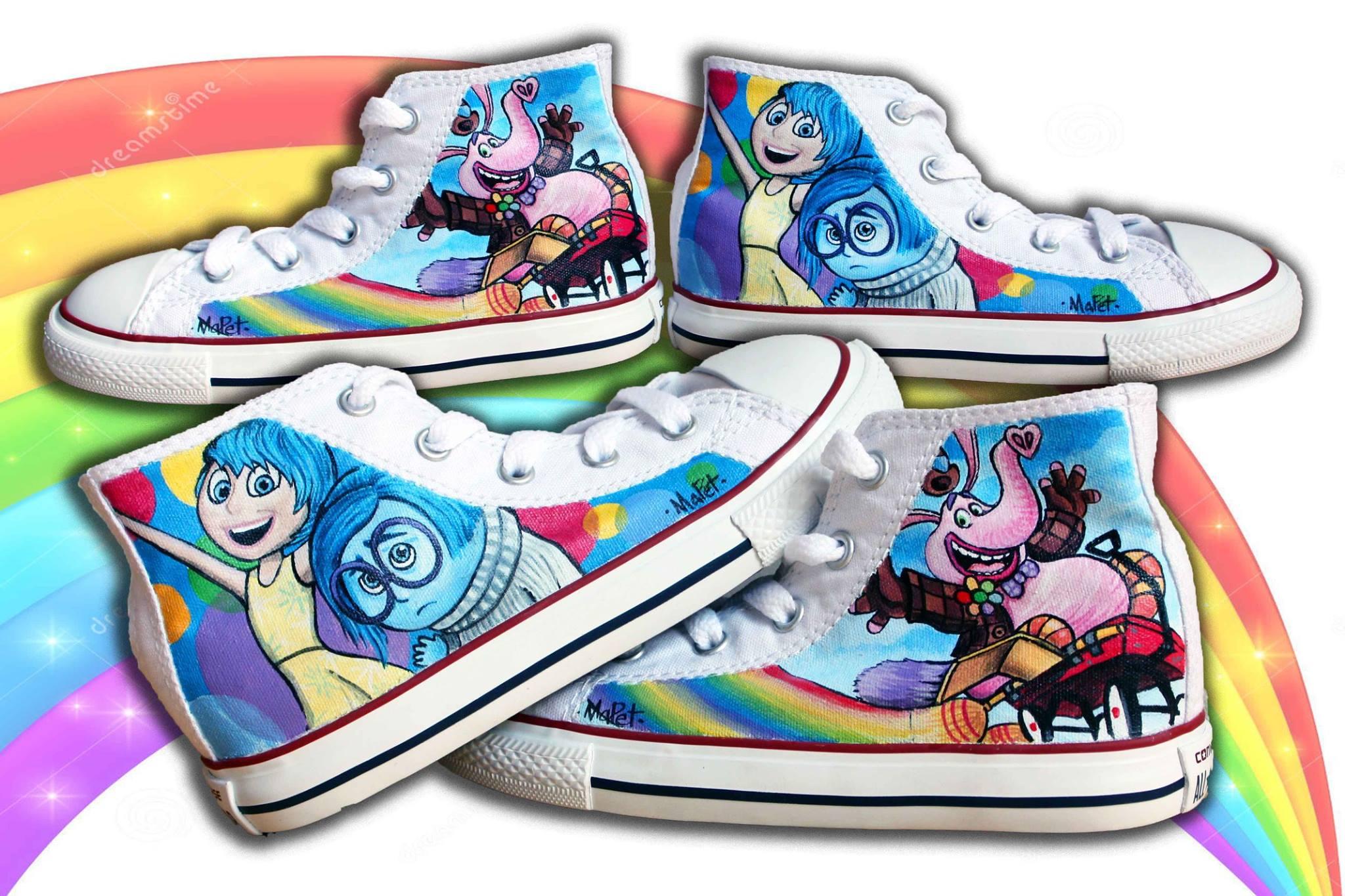 scarpe da bambino personalizzat