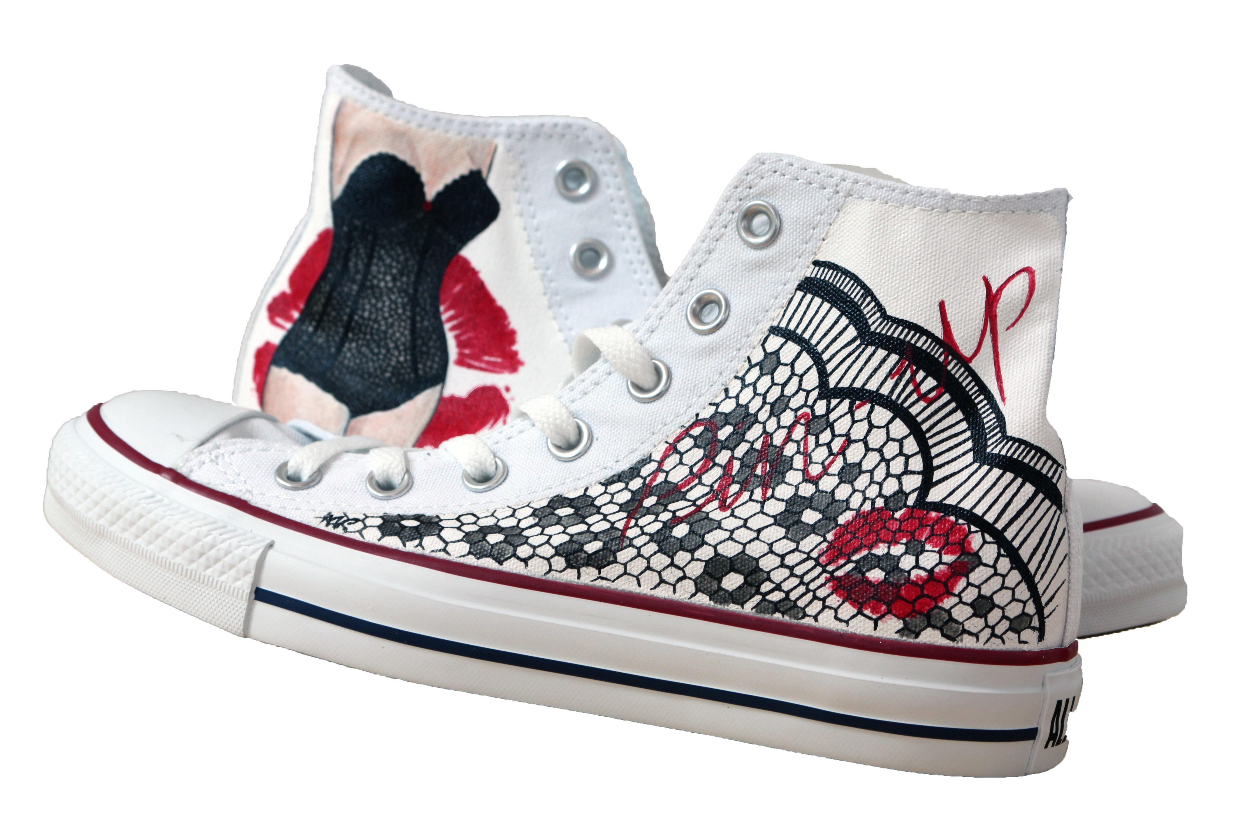 scarpe all star personalizzate