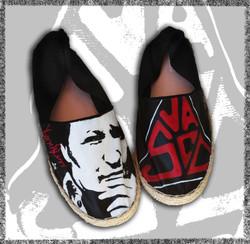 scarpe estive in tela personalizzate