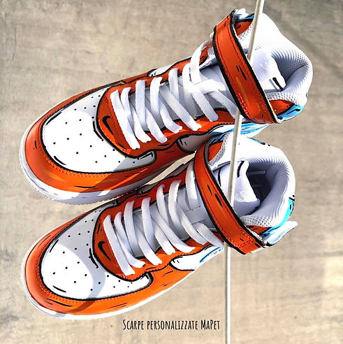 Nike air force personalizzate