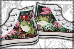scarpe alte personalizzate