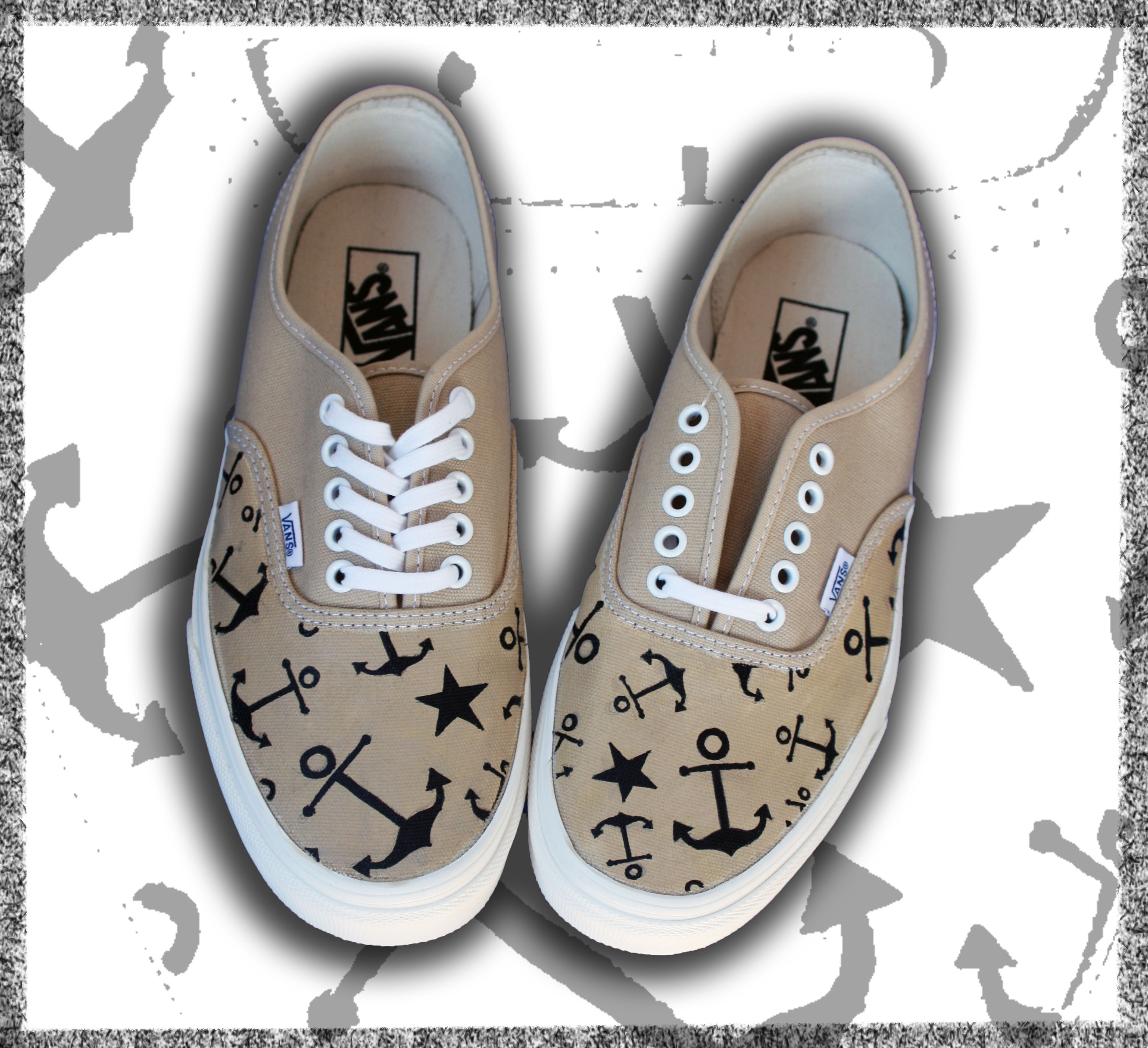 scarpe in tela personalizzabili