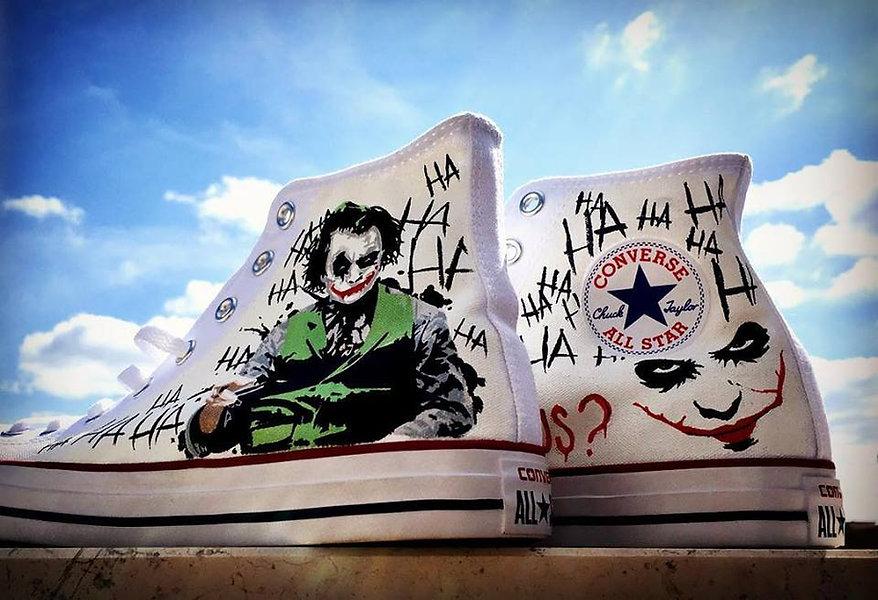 Converse all star Joker