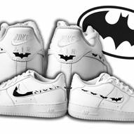 Nike air force batman