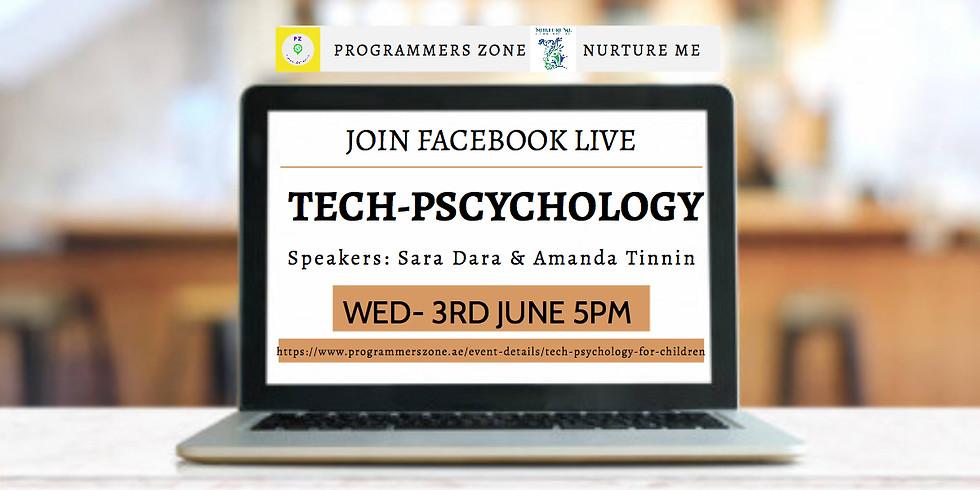 Tech-Psychology For Children