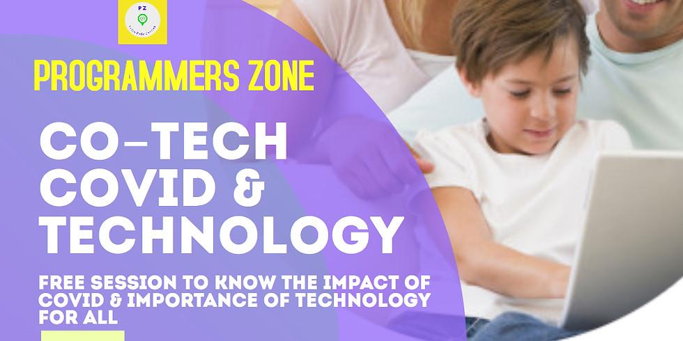 Co-Tech (Covid & Technology)