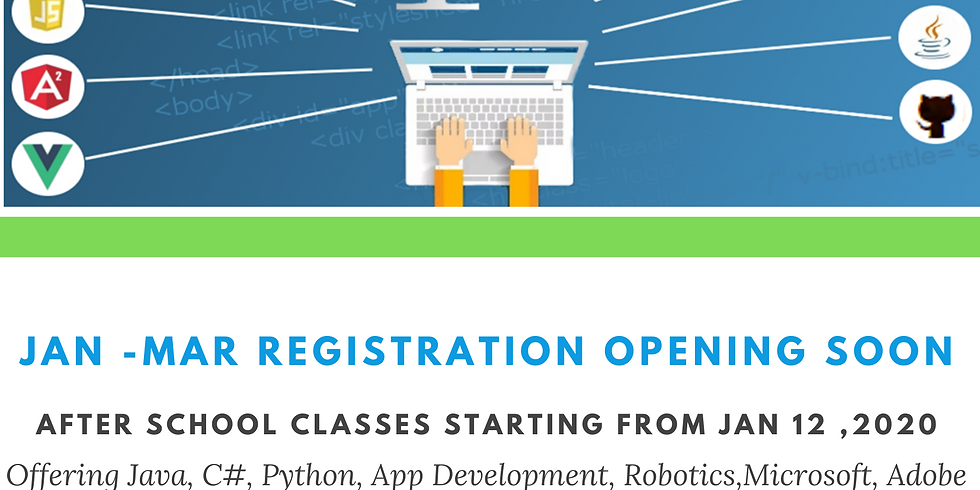 Registration Opening Soon