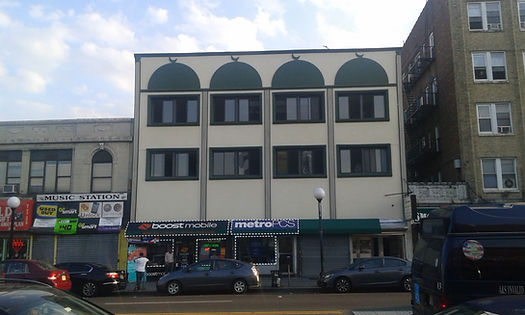 Masjid AS-Salam building
